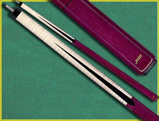 Joss 10-4P with laminated shaft