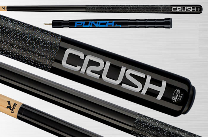 Viking CRUSH Break & PUNCH Jump Cue COMBO
